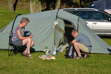 Visby camping